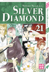 Silver Diamond - Tome 21