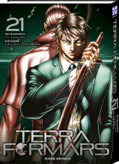 Terra Formars - Tome 21