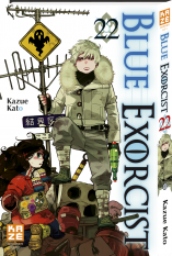 Blue Exorcist - Tome 22