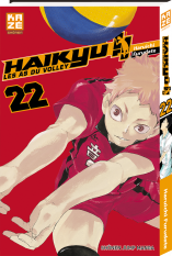 Haikyu!! Les AS du volley - Tome 22