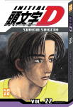 Tome 22 || Initial D