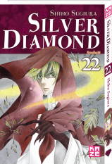 Silver Diamond - Tome 22