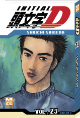 Initial D - Tome 23