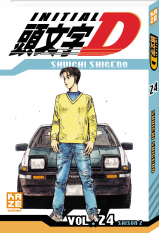 Initial D - Tome 24