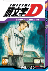 Initial D - Tome 25