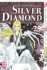 Silver Diamond - Tome 25