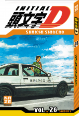 Initial D - Tome 26