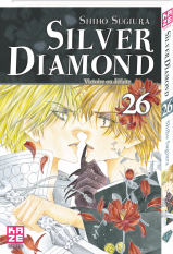 Silver Diamond - Tome 26