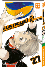 Haikyu!! Les AS du Volley - Tome 27