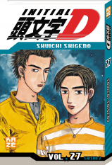 Initial D - Tome 27