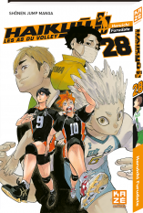 Haikyu!! Les AS du Volley - Tome 28