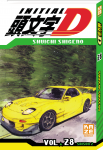 Tome 28 || Initial D