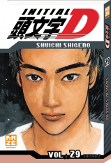 Initial D - Tome 29