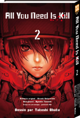 All You Need Is Kill - Tome 02
