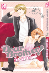 Dear Brother! - Tome 02