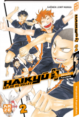 Haikyu!! Les AS du Volley - Tome 02