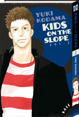 Kids on the slope - Tome 02
