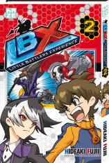 LBX - Little Battlers eXperience - Tome 2