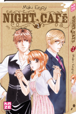 Night Café - My Sweet Knights - Tome 02