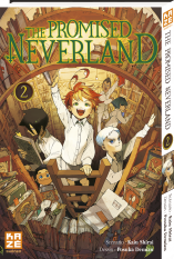 The promised neverland - Tome 02