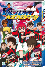 Victory Kickoff !! - Tome 2