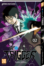 World Trigger - Tome 2