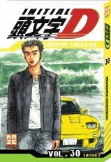 Initial D - Tome 30
