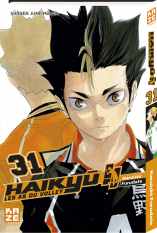 Haikyu!! Les AS du Volley - Tome 31