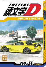 Initial D - Tome 31