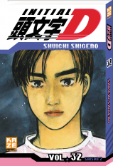Initial D - Tome 32