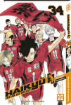 Tome 34 || Haikyu!! Les AS du Volley