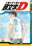 Tome 36 || Initial D