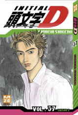 Initial D - Tome 37