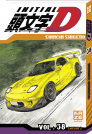 Tome 38 || Initial D