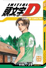 Initial D - Tome 39
