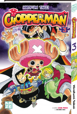 Chopperman - Tome 3