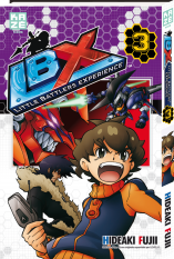 LBX - Little Battlers eXperience - Tome 03