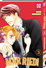 Let's get married! - Tome 3