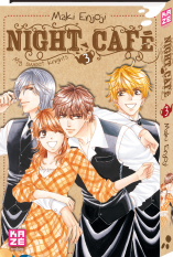 Night Café - My Sweet Knights - Tome 3