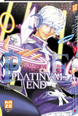 Platinum End - Tome 3
