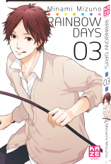 Rainbow Days - Tome 3