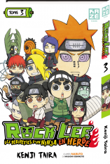 Rock Lee - Tome 3