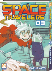 Space Travelers - Tome 03