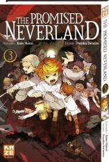 The Promised Neverland - Tome 03