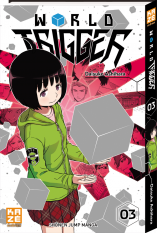 World Trigger - Tome 3