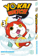 Yo-Kai Watch - Tome 03
