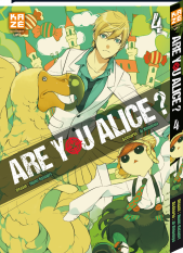 Are you Alice ? - Tome 4