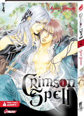 Crimson Spell (Ed.Collector limitée) - Tome 4