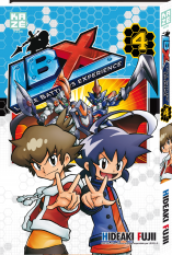 LBX - Little Battlers eXperience - Tome 4