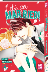 Let's get married! - Tome 4